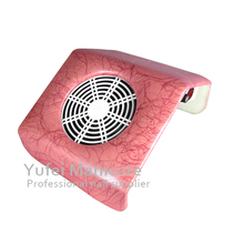 Portable Salon Nail Art Tool Suction Nail Dust Collector Machine Vacuum Equip 110v/220v