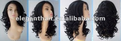 HOTsale synthetic lace front wig for black women