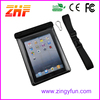 Newest transparent pvc clutch waterproof diving bag for ipad tablet