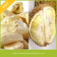 Hot Sale Delicious Freeze Dried Durian Fruit