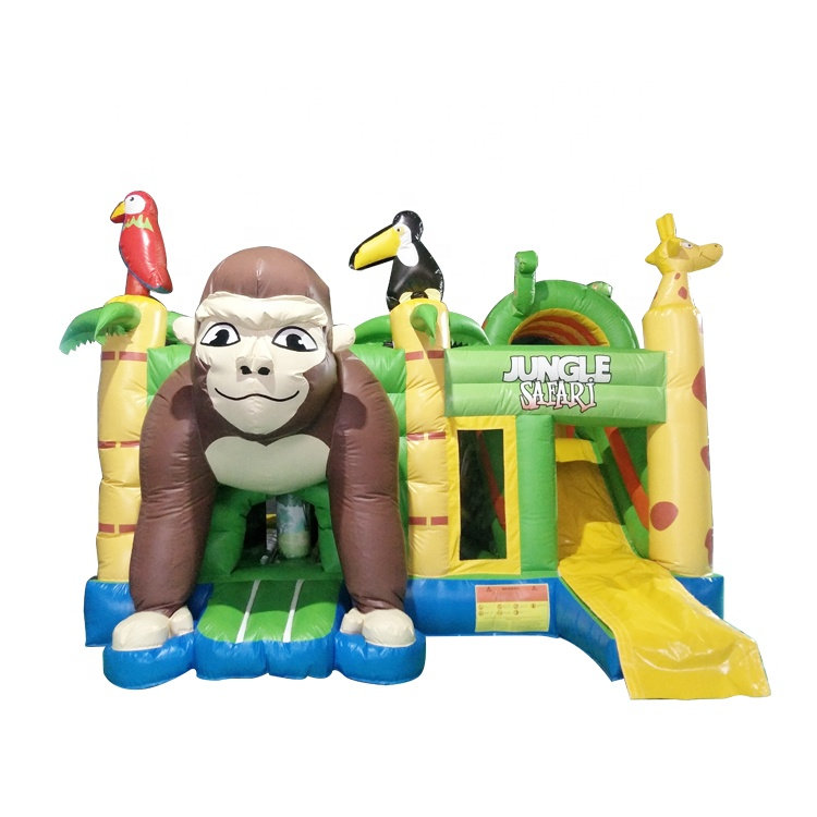 New Cartoon Style Popular <strong>Inflatable</strong> Castle, <strong>Inflatable</strong> Jumping Bouncy Castle For Sale