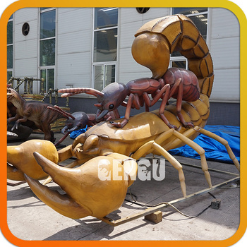 Moveable Animatronic Insect Scorpion Insects Toys