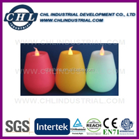 Best selling low price candle light LED