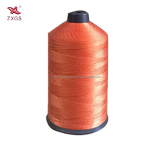 100% Textured Wholesale Nylon Polyester Thread 40/2 For Sewing Leather