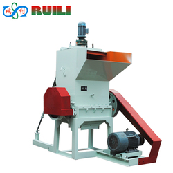 Plastic Bottle Crushing Washing Recycling Plant Machine for PET