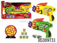 double funny airsoft bb gun pistol