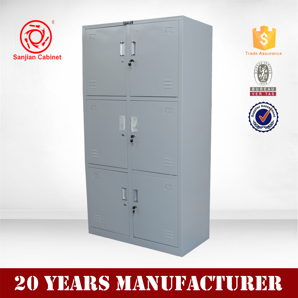 Metal locker cabinet clothing furniture steel locker for for Locker loop dress shirt