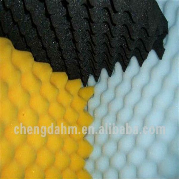 pu hard acoustic foam insulation outdoor wall panels