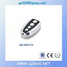 50M long distance rf remote control with metal lining for garage door QN-RD017