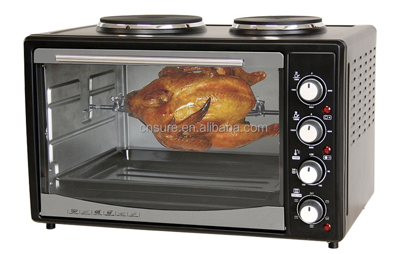 convection domestic electric mini oven for bread