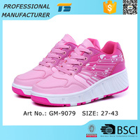 Two Wheel Roller Heels Roller Shoe Rolling Shoes For Adults