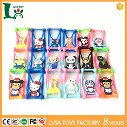 Wholesale Cheap Price Mobile Phone Case Silicone 3D Cartoon Cell Phone Case For Phone 6/Plus