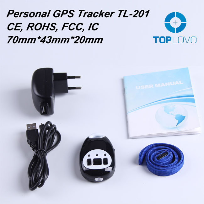 The world best mini personal gps tracker