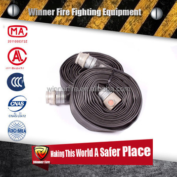 Hot sales 2'' Rubber Coated Fire Hose with best price