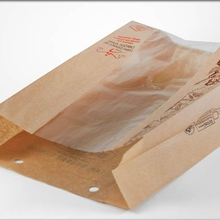 Cheap brown paper bag wholesale high quality kraft paper bag