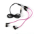 Hot products 2017 air tube china manufacture radiation free headset for phone, laptop computer