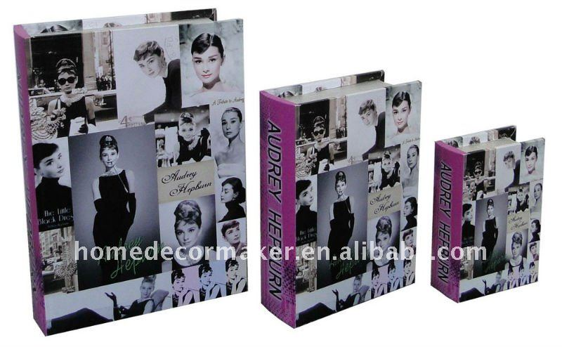 Audrey Hepburn Design / Antique Jewelry Box