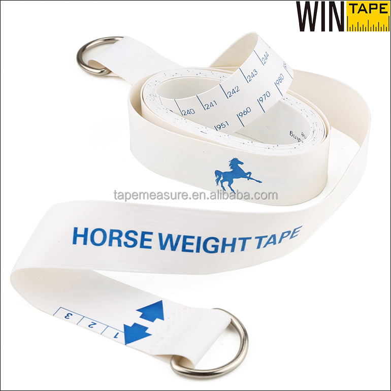 How To Measure Horse Weight With Measuring Tape