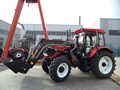 90hp 4wd tractor,agriculture,farm tractor,wheel tractor,China tractor