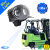 Auto Oval Blue Led Work Lamp