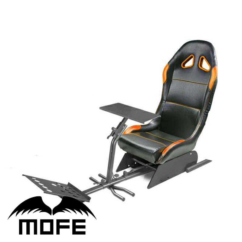 Hot Sell Racing Simulator Race Drift Game Seat For Logitech PC Playstation,Wii, Xbox