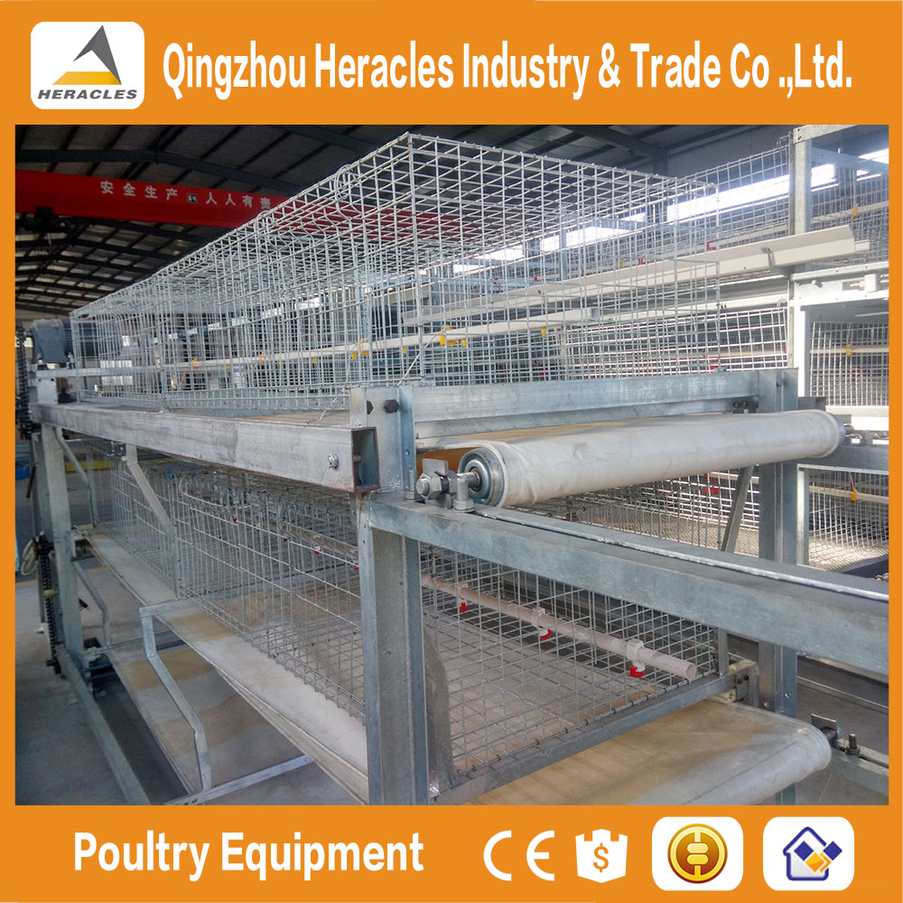 Heracles trade assurance poultry farming equipment layer chicken cage for sale in philippines