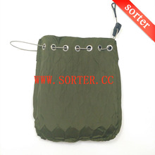 Inox ss water proof rope cable mesh anti-theft security bag