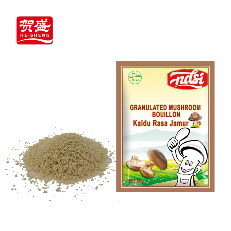 NASI 10g /bag halal best selling mushroom soup powder flavor seasoning