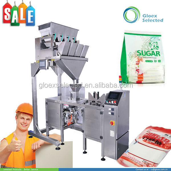 Liner Type automatic packaging machine for roasted peanuts