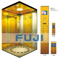 FUJI Passenger Lift Elevator With Good