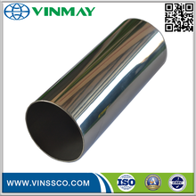Foshan China Manufacturer 304 316L Stainless Steel Pipe Weight