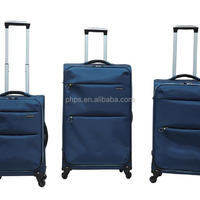 4 WHEEL SUPPER LIGHT FABRIC LUGGAGE