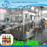 Best price automatic 3-in -1 juice making machines / filler