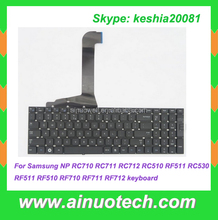 IT SP US PL PO AR UK BR Laptop Keyboard for Samsung RC710 RC711 RC712 RC510 RF511 RC530 RF511 RF510 RF710 RF711 RF712