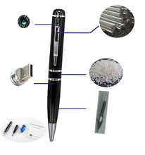 Best selling Christmas gifts mini spy hidden pen spy video recorder toy hidden camera with voice recorder