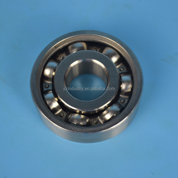 Active magnetic stainless steel ball bearings