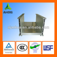 Aluminum metal wire duct
