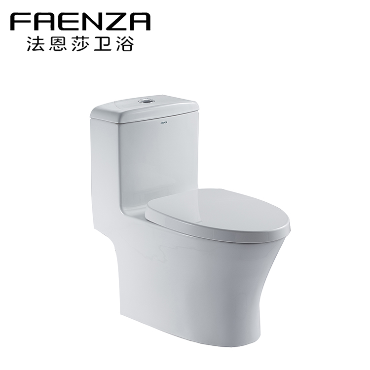 Foshan FAENZA Sanitary Ware Manufactuer Bathroom Product New Design Cheap Toilet For Sale