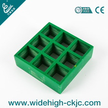 High Quality Wastewater Treatment Stairs Tread FRP Grating