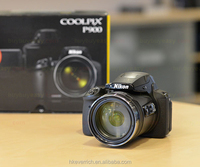 New Nikon CoolPix P900 16MP 83x Digital Camera