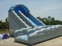 Excellent quality water slide B4010