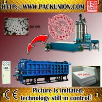 high quality EPS foamed sheet plastic extrusion line made in China