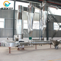 Automatic Stainless Steel Cassava Flour Machine in West Africa