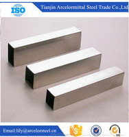 trade assurance decorative stainless steel pipe tube/304stainless steel tube 5mm/rectangular pipe shipping from china
