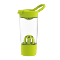 24oz personalized Tritan bpa free protein shake cup with ball