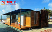 Luxury Expandable Prefabricated Container House