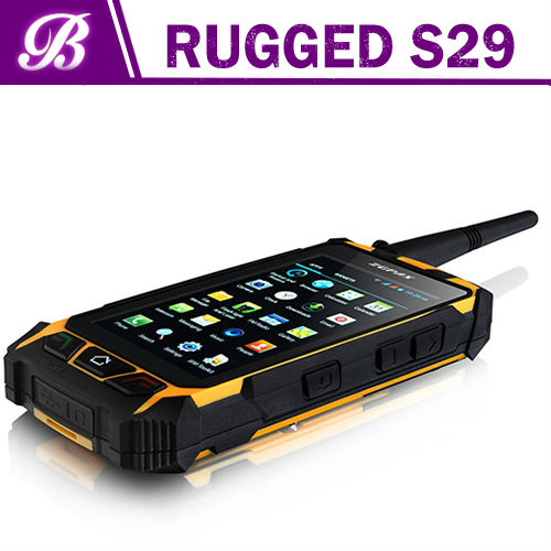 best 4.5 inch smart phone MTK6572 Camera front 5mp rear 8mp ZGPAX S29 rugged waterproof cell phone