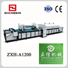 Fully automatic glass bottle screen printing machine