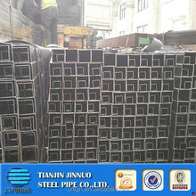 Hot selling high quality square steel pipe/tube mild steel hollow bar