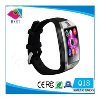 MP3/MP4 Bluetooth Music Playing Sleep Monitoring MTK 6260 GSM Wrist Smart Watch Phone